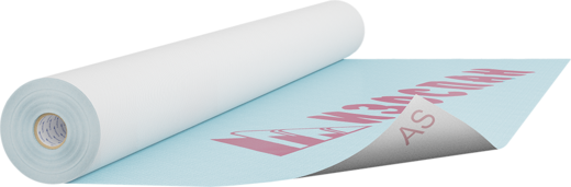 Изоспан AS гидроизоляционная ветрозащитная трехслойная паропроницаемая мембрана