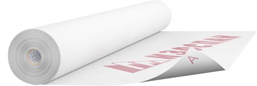 A ветро-влагозащитная гидроизоляционная паропроницаемая 1.6*21.875 м гладкое