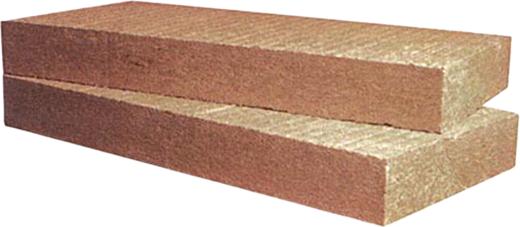 Изорок П-125 негорючая полужесткая плита (0.5*1 м/50 мм)