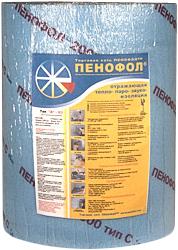 Пенофол C пенополиэтилен с односторонним фольгированием