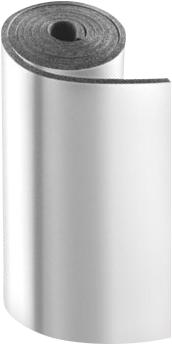 Air теплоизоляция и для воздуховодов рулон 1*10 м/19 мм гладкое