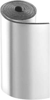 K-Flex Air теплоизоляция и звукоизоляция для воздуховодов (рулон 1*20 м/10 мм AD) гладкое