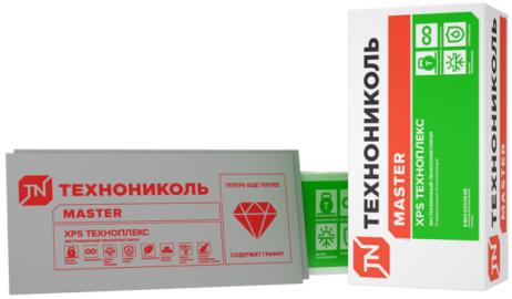 Техноплекс теплоизоляционная из экструзионного пенополистирола 0.6*1.2 м/20 мм