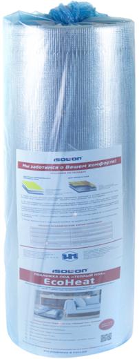 Изолон EcoHeat подложка под теплый пол (1*30 м/3 мм)