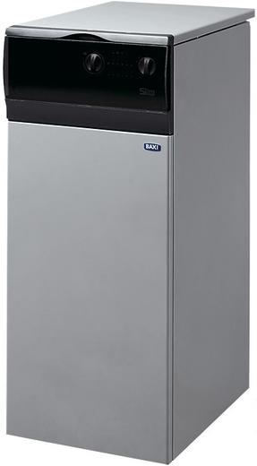 Напольный газовый котел с чугунным теплообменником Baxi Slim 1.230 i напольный газовый котел с чугунным т/обменником