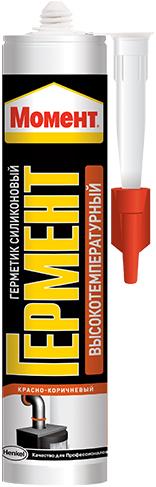 Момент Гермент герметик силиконовый высокотемпературный