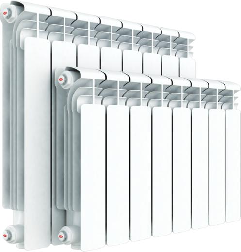 Рифар Monolit Ventil 500 VL радиатор с нижним подключением (320 мм)