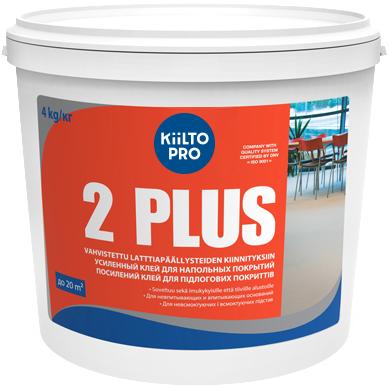 Kiilto 2 Plus клей для напольных и стеновых покрытий
