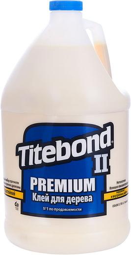 Titebond II Premium Wood Glue влагостойкий клей для дерева (3.785 л)