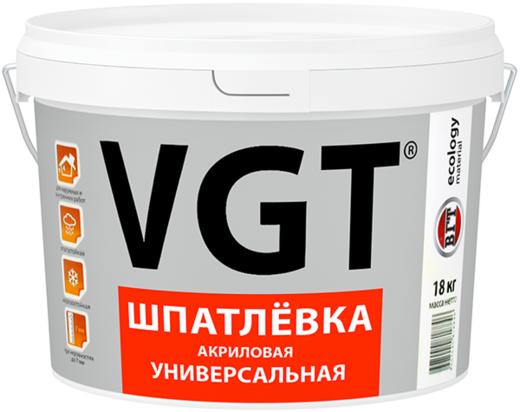 ВГТ шпатлевка акриловая универсальная (1 кг)