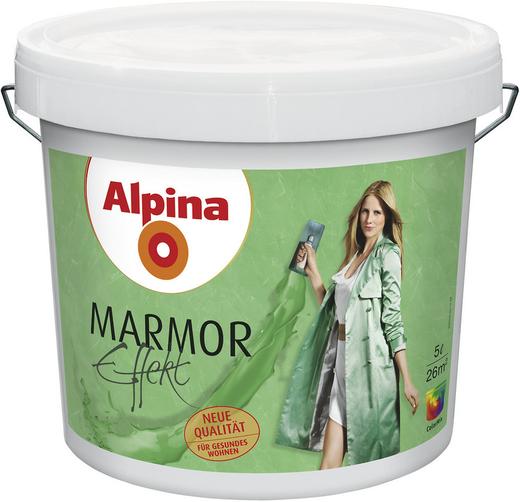 Масса Alpina Marmor effekt на дисперсионной основе 2.5 л
