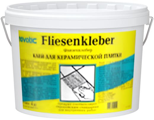 Feidal Novatic Fliesenkleber клей для керамической плитки (4 кг)