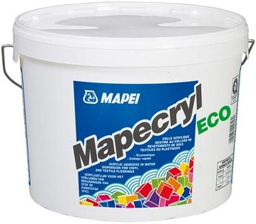 Mapei Mapecryl Eco клей для линолеума