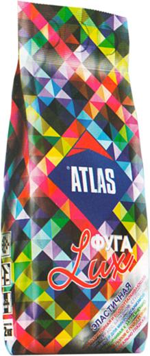 Эластичная смесь для затирки швов Атлас Фуга Lux (2 кг) бежевая