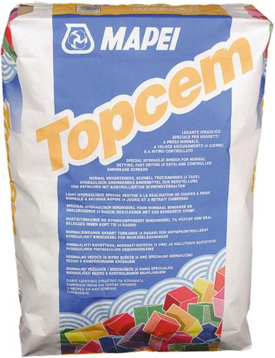 Mapei Topcem гидравлическое вяжущее