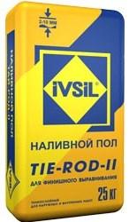 Ивсил Tie-Rod-II наливной пол финишный (25 кг)