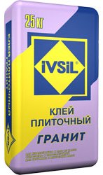 Ивсил Granit плиточный клей экстрасильный (25 кг)
