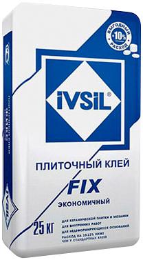 Ивсил Fix плиточный клей экономичный (25 кг)