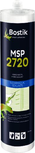 Bostik MS 2720 герметик универсальный однокомпонентный мягкоэластичный (600 мл) черный