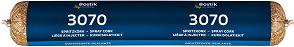 Герметик Bostik 3070 жидкая пробка с растворителем 500 мл кремовый