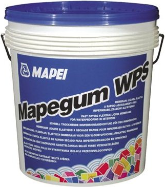 Mapei Mapegum WPS гидроизоляция (10 кг) светло-серая