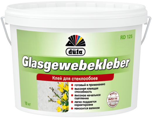 Glasgewebekleber rd 125 для стеклообоев 10 кг