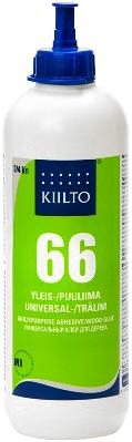 Kiilto 66 универсальный клей для дерева (750 мл)
