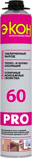 Экон PRO 60 монтажная пена