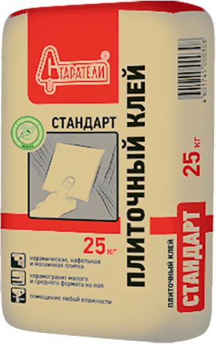 Старатели Стандарт плиточный клей (25 кг)