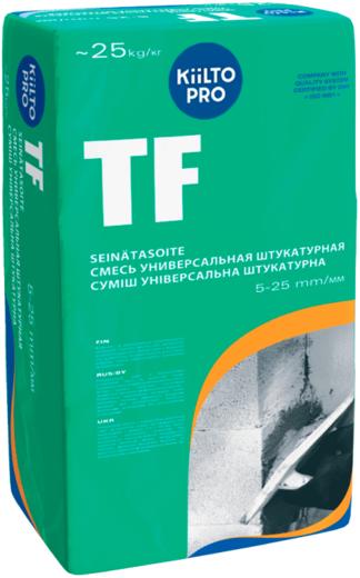 Kiilto Pro TF смесь универсальная штукатурная (25 кг)