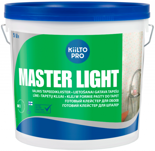 Kiilto Master Light клей для обоев
