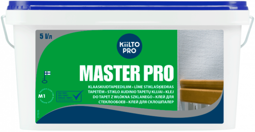 Master pro для стеклообоев 5 л