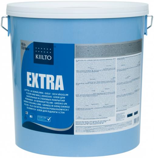 Kiilto Extra клей для напольных и стеновых покрытий (15 л)