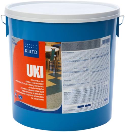 Kiilto Uki универсальный клей для линолеума и ковролина