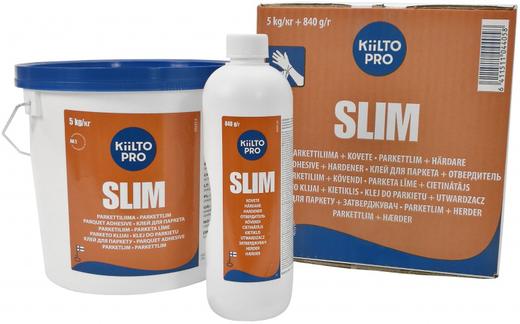 Kiilto Slim клей для паркета