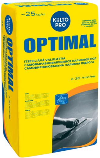Optimal самовыравнивающийся 25 кг