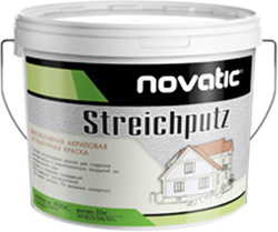 Feidal Novatic Streichputz Silikon декоративная силиконовая штукатурка