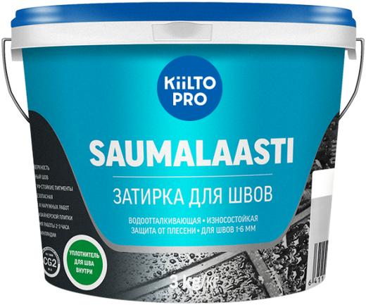 Kiilto Saumalaasti затирка для швов водоотталкивающая износостойкая