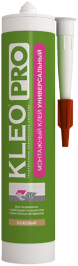 Kleo Pro монтажный клей универсальный