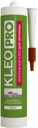 Kleo Pro монтажный клей для лепнины
