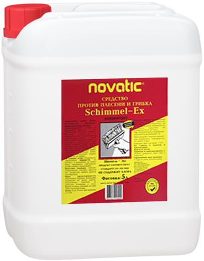 Feidal Novatic Schimmel-Ex Концентрат средство против плесени и грибка (10 л) бесцветное