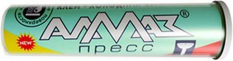 Алмаз Пресс клей холодная сварка для ремонта сантехники