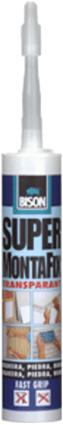 Bison Super Montafix Transparent клей для внутренней отделки