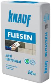 Кнауф Флизен клей плиточный для керамической плитки (25 кг)