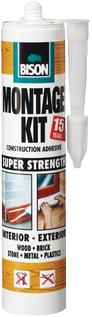 Bison Montage Kit Super Strength клей для конструкций сверхпрочный