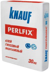 Кнауф Перлфикс клей гипсовый монтажный (30 кг)