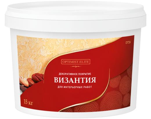 Оптимист Элит D 724 Византия декоративное покрытие (7 кг)