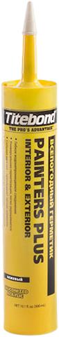 Titebond Painters Plus всепогодный герметик cиликонизированный