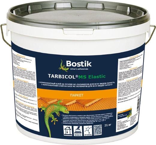 Bostik Tarbicol MS Elastic клей для паркета