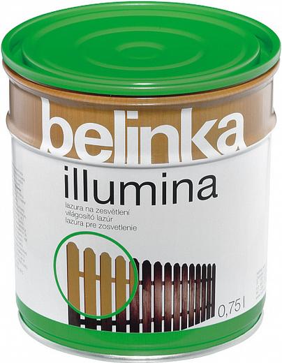 Белинка Illumina лазурное текстурное покрытие (2.5 л)